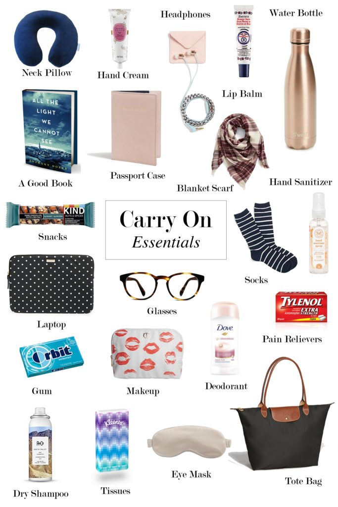 carry-on-essentials